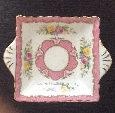 Vintage-Crown Staffordshire CANDY DISH-Ex. Condition