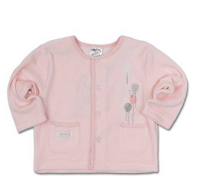 Baby Jacket by Max and Tilly Infant Pink Cardigan Clothes Top Size 000 0000 New