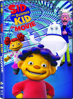 Sid the Science Kid the Movie [New DVD]