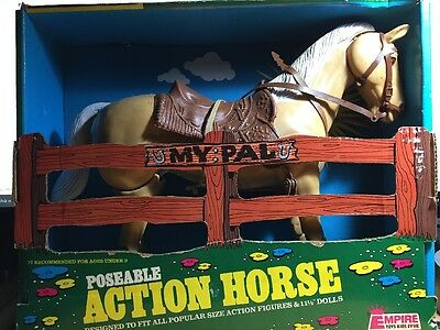 MY PAL ACTION HORSE- By Empire