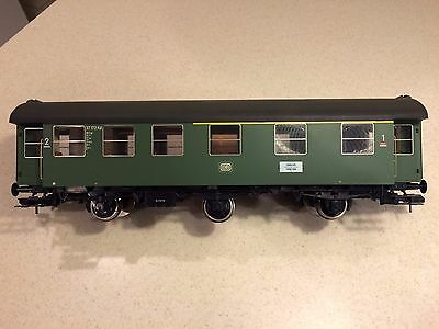 Marklin 1:32 nd. Scale, Gauge 1, Passenger Car,  Rail Road, Made in Germany