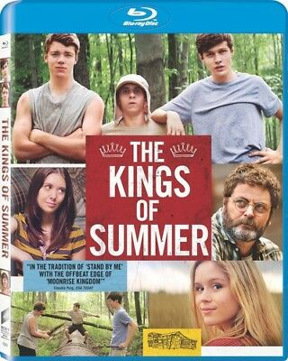 The Kings of Summer [New Blu-ray] Ac-3/Dolby Digital, Dolby, Subtitled, Widesc