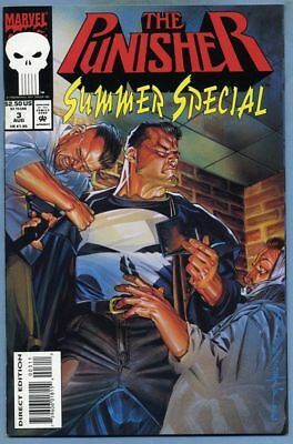 Punisher Summer Special #3 1993 Marvel Tony Harris