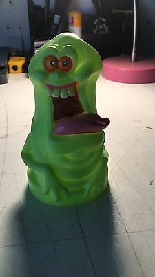 Original Ghostbusters slimer ecto-plazm bubble bath VTG Top  Only