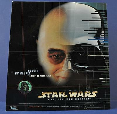 Star Wars Masterpiece Edition ANAKIN SKYWALKER THE STORY OF DARTH   VADER