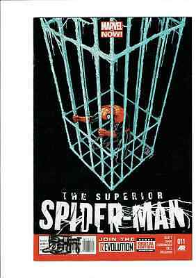 SUPERIOR SPIDER-MAN #11 Signed by Camuncoli