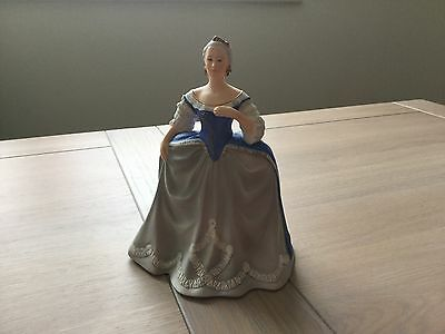 Catherine The Great  Franklin Mint Figure
