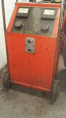 old battery charger man cave item