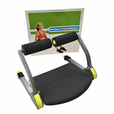 New Home Gym Machine Smart Wonder Body Ab Workout Fitness Exercise System Core
