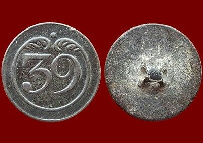 *Prados* Button 39 th line Infantry French army, Napoleonic wars, 22 mm