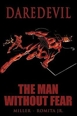 Daredevil: The Man Without Fear New Paperback Book