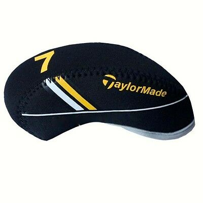 10 x New TaylorMade Iron Head Covers