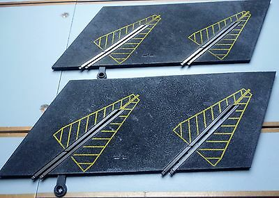 Le Mans Start Track X 2  A/251 Scalextric 1960 Used