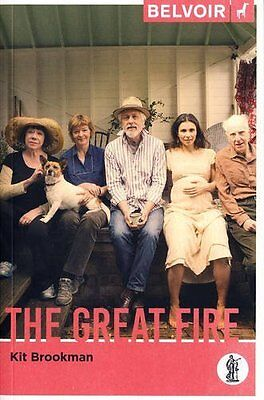 Great Fire by Kit Brookman New Paperback Book