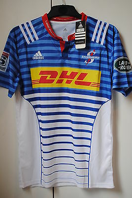 Stormers Rugby Jersey replica 2016 Size S-XXL (NWT)