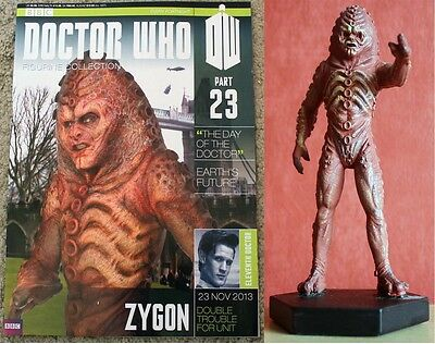 Doctor Who Figurine Collection Part 23  (ZYGON)