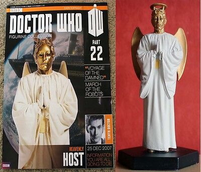 Doctor Who Figurine Collection Part 22  (Heavenly Host)