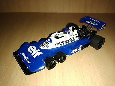 Scalextric Tyrrell p34 planeta coches miticos collection