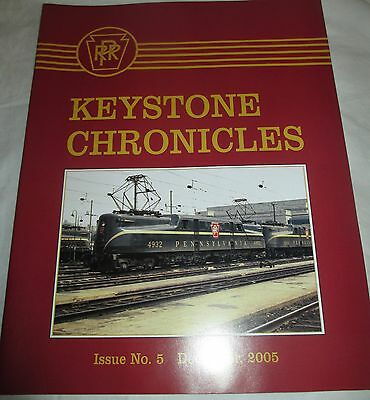 Keystone Chronicles PRR Issue No. 5 December 2005