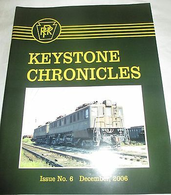 Keystone Chronicles PRR Issue No. 6 December 2006