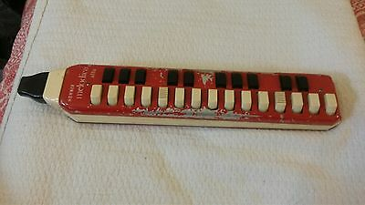 Vintage 1960's Hohner Melodica Alto 25 Keys Made In Germany