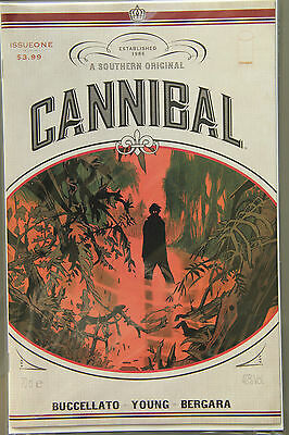 Cannibal #1 (2016) - 1st Printing - Image Comics US - Bagged & Boarded
