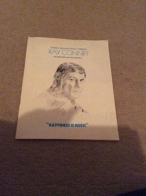 Ray Conniff: Happiness Is Music Programme