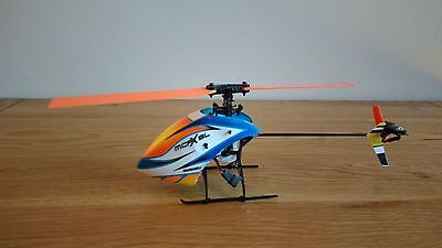 MCPX BL RC Helicopter with DX6i controller RC6S charger and accessories