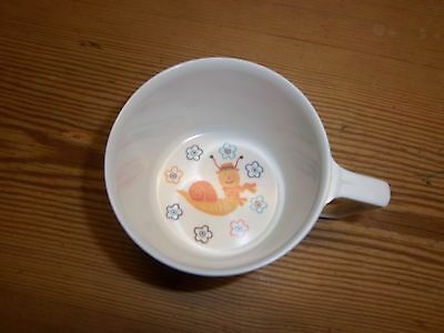 VINTAGE GAYDON MELMEX 1970s MAGIC ROUNDABOUT BRIAN THE SNAIL CHILDS CUP MUG