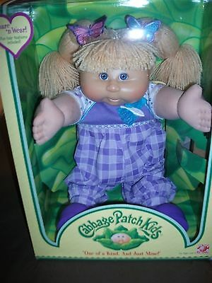 Cabbage Patch Kids Brandi Bridgette   New In Box
