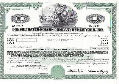 US-LOT: 49 x Consolidated Edison Company of New York, Inc.