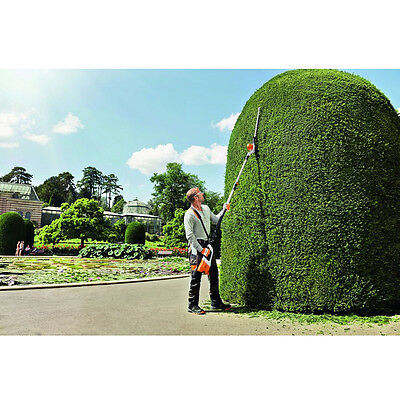Sthil HLA 85 Cordless Electric Telescopic Long Reach Professional Hedge Trimmers