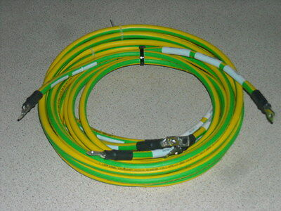 Lapp 15mm2 earth cable 1.8m 4 off