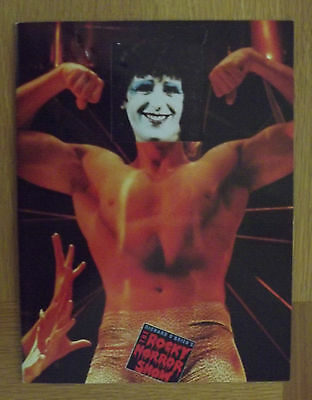 The Rocky Horror Show Theatre Programme 1990