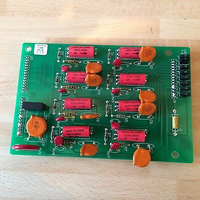 Applied Automation 2000103-002 ANALYZER RELAY BOARD ASSEMBLEY