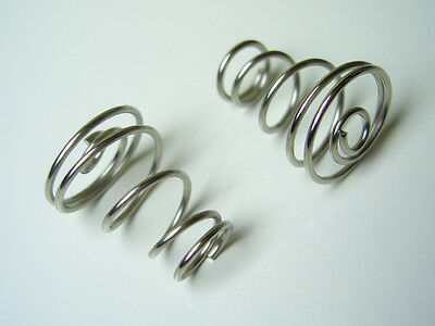 Battery Terminal Contact Springs for C / D size batteries - 2 of - replacement