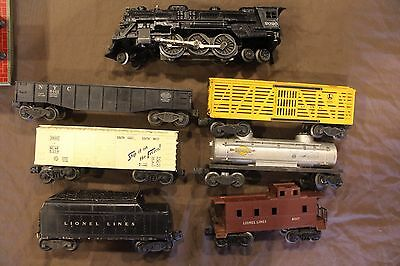 Lionel O gauge 2026 with Girard station with whistle