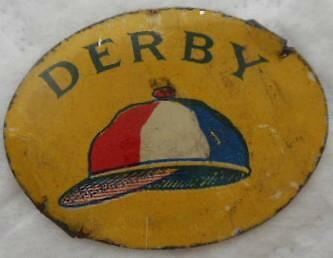 Antique Tobacco Tags Derby