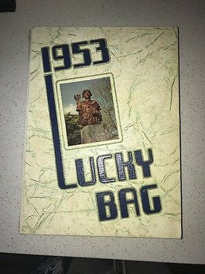 1953 Lucky Bag | US Naval Academy Yearbook