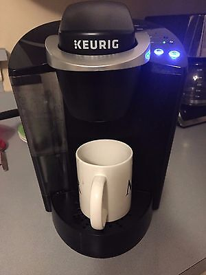 Keurig K40 Elite Brewing Single Serve System Coffee Maker