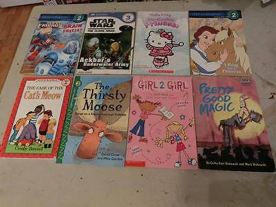 Huge Lot 80 Readers K 1st 2nd Grade Picture Books AR