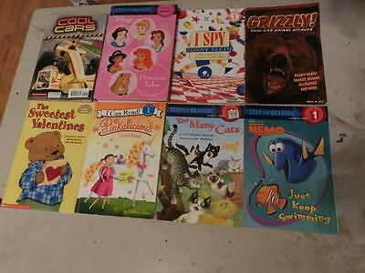 Huge Lot 90 Readers K 1st 2nd Grade Picture Books AR