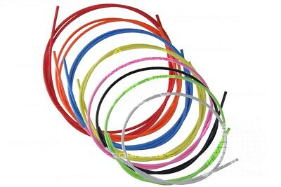 2m Hydraulic Hose for Avid Shimano, Magura, Giant, Made with Kevlar, 8 Colours