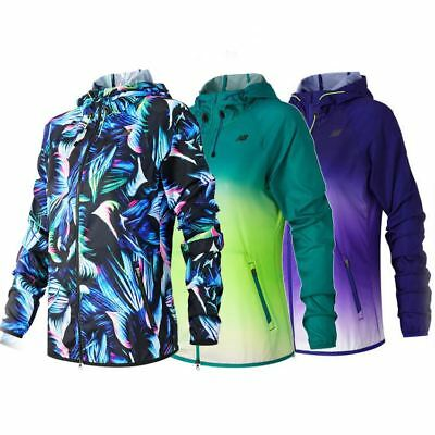 Genuine New Balance Women's Walking Fitness Windcheater Hybrid Jacket Cheap