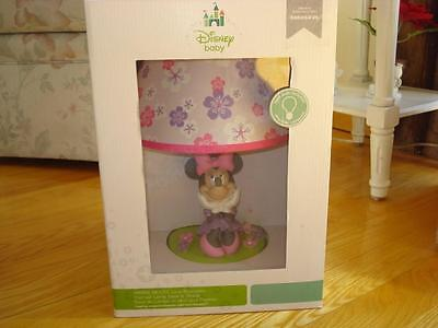 Disney Baby Love Blossoms Minnie Mouse LAMP