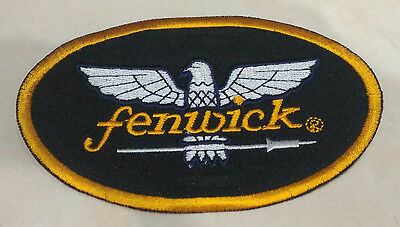 New Old Stock Fenwick Fishing Patch