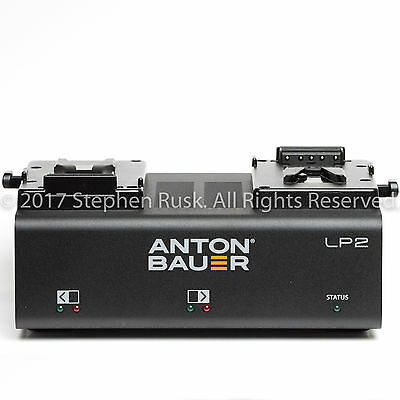 Anton Bauer LP2 Performance Dual V-Mount Battery Charger 8475-0127