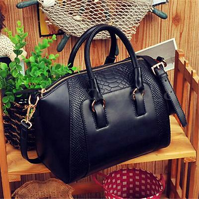 US Women Leather Handbag Shoulder Purse Messenger Crossbody Tote Bag Satchel New