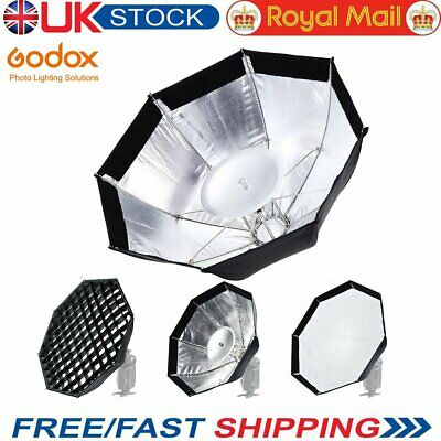 UK Godox AD-S7 Multi-functional Grid Softbox For WITSTRO Flash AD-180 AD-360