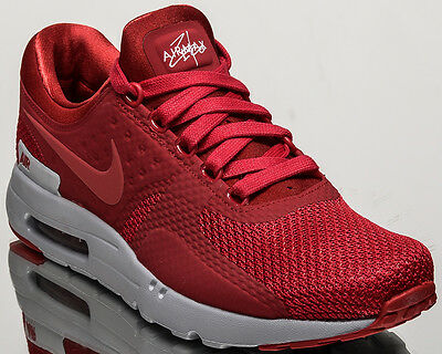 the latest 1a3d5 513ca NIKE AIR MAX Zero Premium 0 men lifestyle sneakers NEW gym red 881982-600